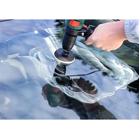 Car Glass Types by Glass Polishing Kit For All Types Of Glass And Car