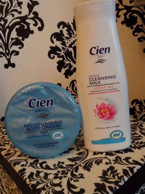 cien products review cien skincare and haircare products paperblog