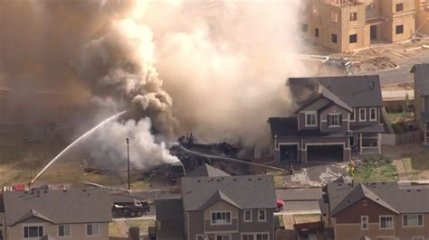 Firestone House by 2 Found Dead 2 Injured After Firestone Home Explosion And