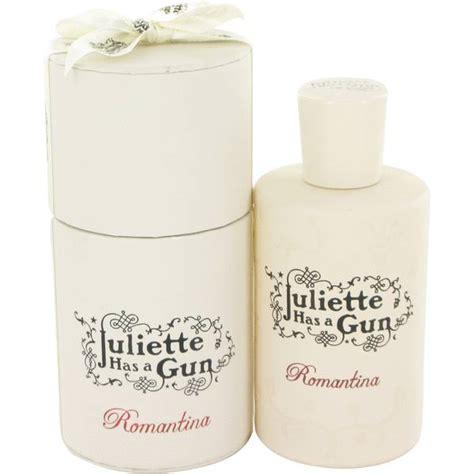 Bambang Order By Juliette Perfume romantina perfume for by juliette has a gun