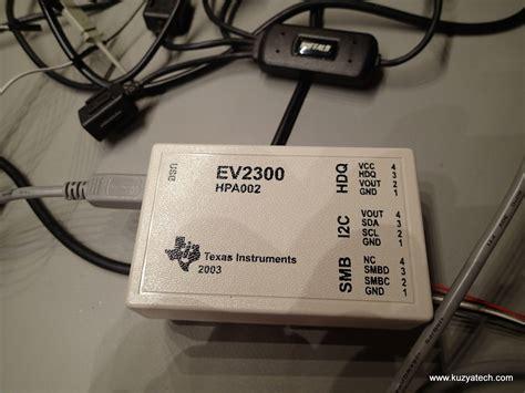 laptop battery smbus reset testing laptop battery pinout smbus charge capacity