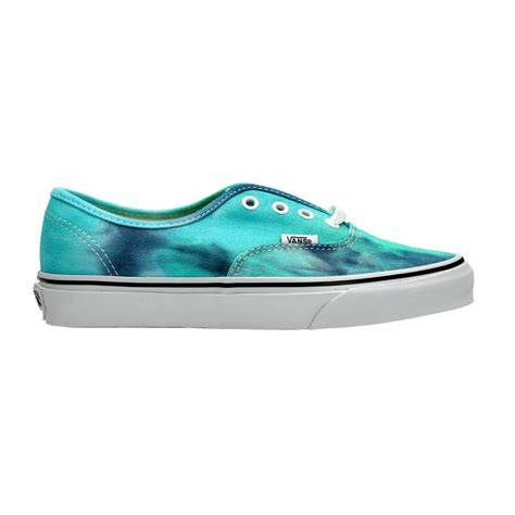 vans authentic tie dye navy turquoise aversa shoes srl