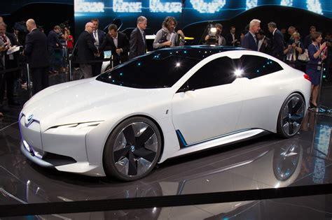 bmw concept car bmw electric concept car the i vision dynamics vibzn