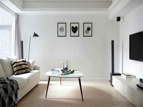 Wohnzimmer Minimalistisch by Minimalistische Wohnzimmer Ausgefallene Ideen F 252 R Ein