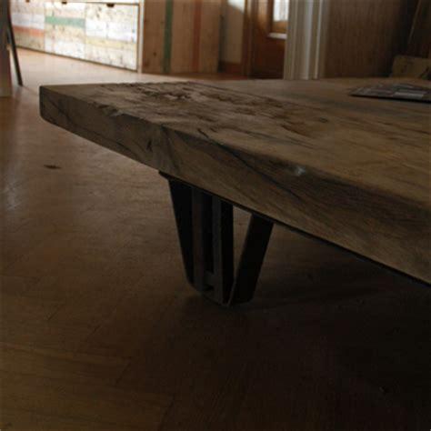 oude industriele salontafel industriele salontafel pellet in oude eik en metaal