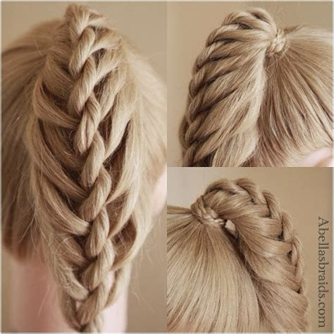 beautiful hairstyles at home 20 beautiful braid hairstyle diy tutorials you can make
