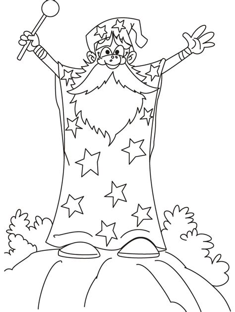Wizard Coloring Pages Wonder Wizard Coloring Pages Download Free Wonder Wizard by Wizard Coloring Pages