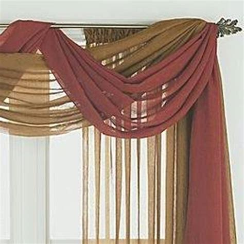 scarf window treatment pictures and ideas double scarf window treatments cabinet hardware room