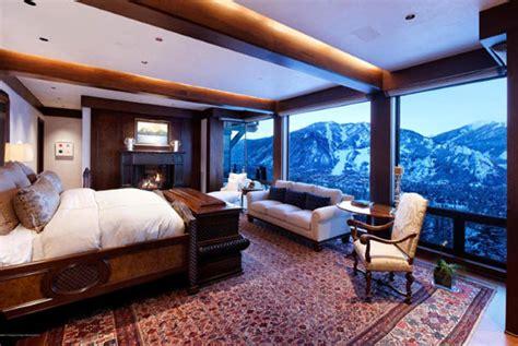 Master Bedroom Sitting Area Ideas a mansion on aspen s billionaire mountain is asking 65m