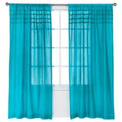 Curtains With Turquoise Turquoise Ruffle Curtains Images