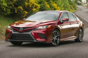 toyota camry colors 2018 toyota camry drive review motor trend