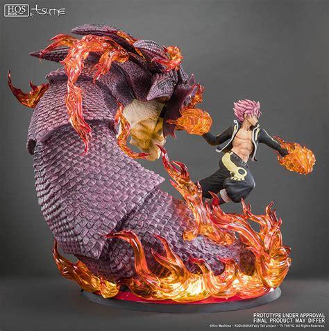 Natzu Limited figurine natsu dragneel hqs tsume