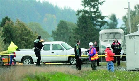 Skagit County Sheriff S Office by Killed By Amtrak Apparently Commited