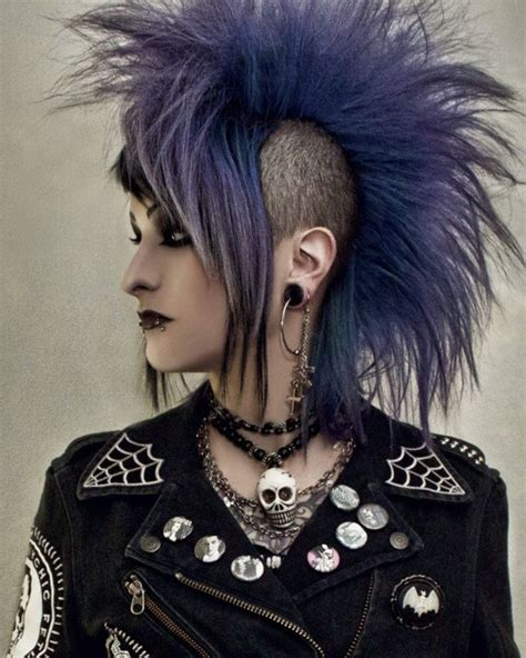 mohawk with fringe 103 best images about sexy deathhawks on pinterest hair
