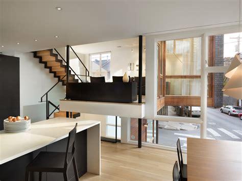 split level house minimalistisch k 252 che philadelphia