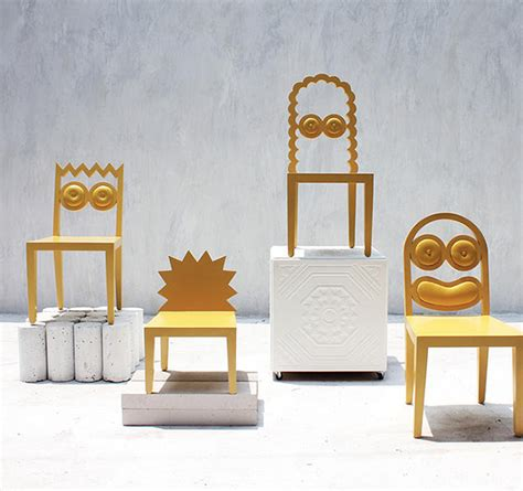 Harrys Furniture by The Simpsons And Harry Potter Inspire Chairs That Put A In Furniture Design
