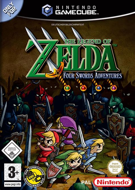 the legend of four swords legendary edition the legend of legendary edition the legend of four swords adventures nintendo