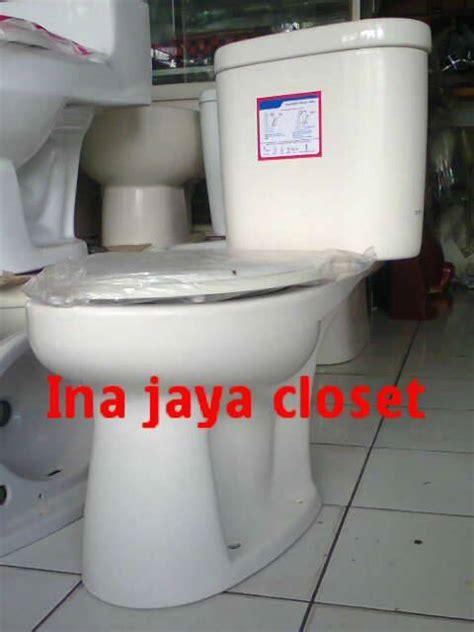 Kloset Duduk Ina Putih ina jaya closet juni 2013
