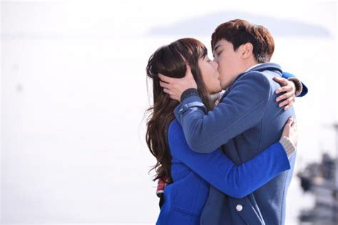 film drama korea kiss quot thorn flower quot kang kyeong joon and jeong ji yoon s