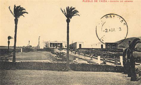 fotos antiguas lanzarote excursion al volcan papagayo ao 1889