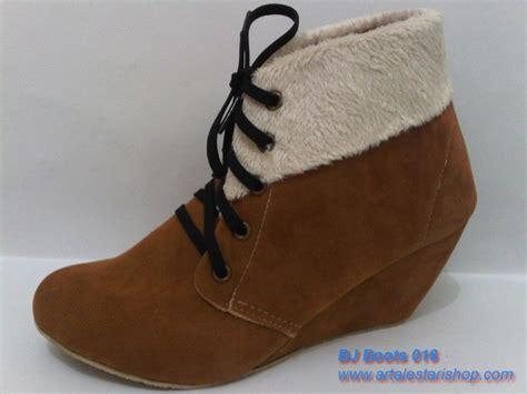 Sepatu Boots Pendek Wanita Sepatu Boots Sepatu Boots Wanita Sepatu Boots