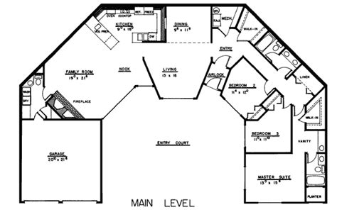 Floor Plan Design App House Plan 99720 At Familyhomeplans Com