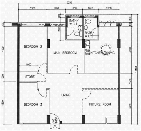 hdb floor plan 4 room hdb floor joy studio design gallery best design