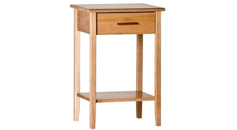 how tall should a side table be circle furniture luna tall side table accent tables