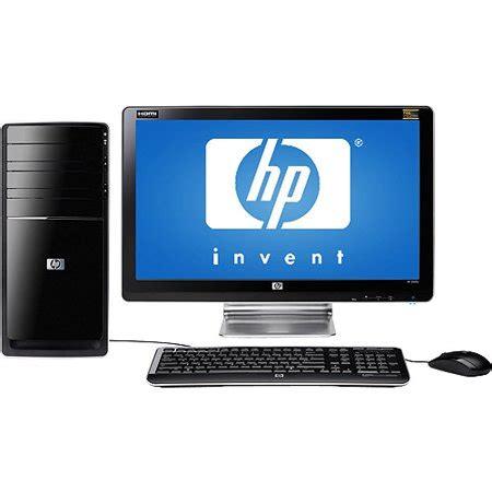 Monitor Komputer 14 Quot by Hp Pavilion P6213w B Desktop Pc With Intel Pentium