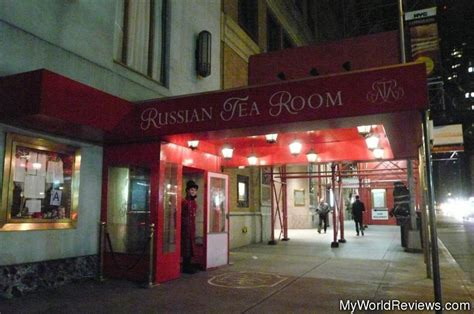 russian tea room reviews review of russian tea room at myworldreviews