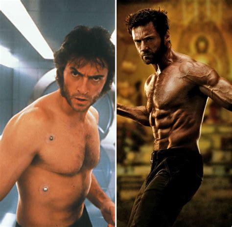 hugh jackman wolverine body hugh jackman s wolverine supplements revealed celebrity