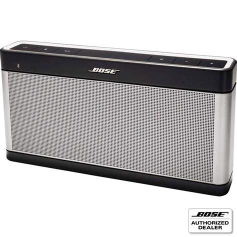 Speaker Bose Soundlink 3 bose soundlink bluetooth speaker iii digital speakers electronics shop the exchange