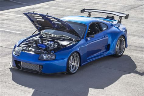 custom toyota supra twin turbo 1994 toyota supra 6 speed 1200hp twin turbo custom one off