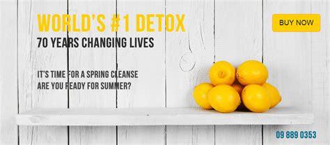 Detox Diet Nz by The Lemon Detox Diet