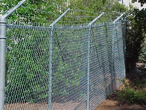 Extension Pagar 45 Cm chain link fences westchester fence company best chain