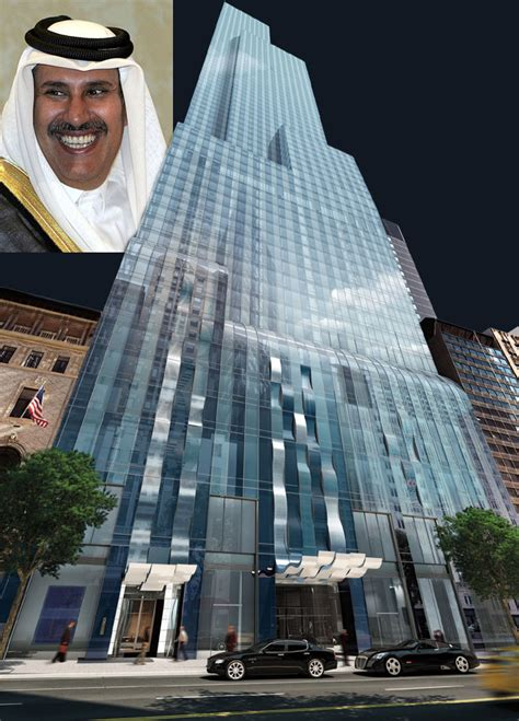 manhattan penthouse will be worth almost 80 million qatar prime minister new owner of the 100 million new