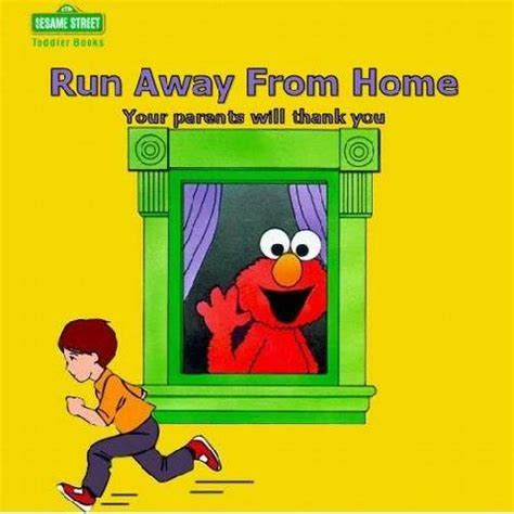 run away from home pics from jokes inc when your at