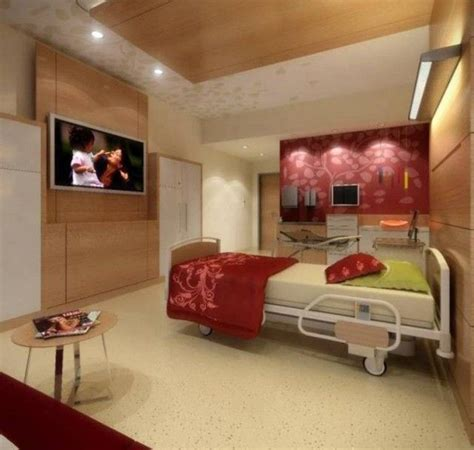 Interior Health Detox by Colors Are Bright Sleek Design Easy Care Hospital