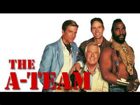 The A Team Tv Series the a team tv show dvd collection 1983 1987