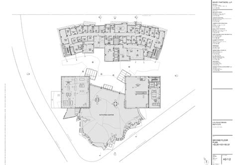 Medical Clinic Floor Plan Cleveland Clinic Lou Ruvo Center For Brain Health By Frank
