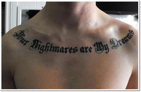 tribal collar bone tattoos 50 most wanted collar bone tattoos