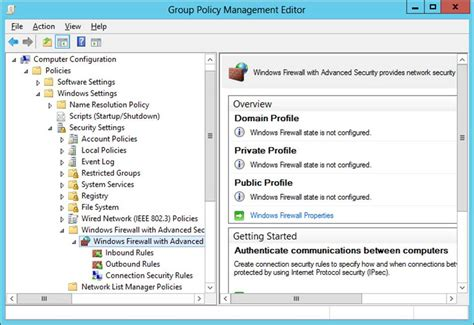 configure xp security configuring windows firewall and ipsec training guide