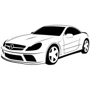 Mercedes Vector Vector For Free Use Mercedes Sl