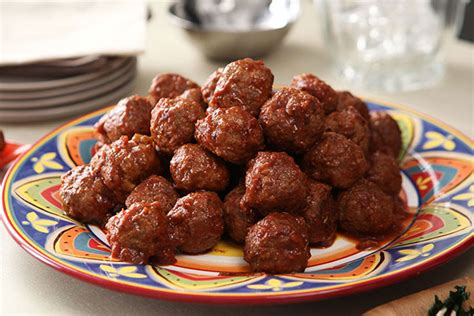mexicali appetizer meatballs kraft recipes