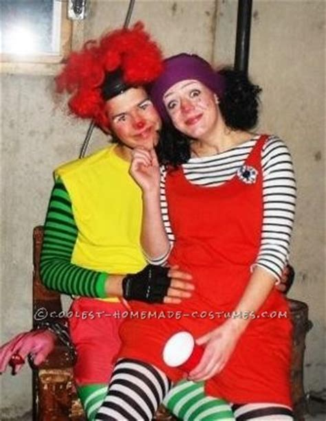 Big Comfy Costume by Top 10 Contest Winning Couples Costumes