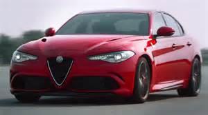 Alfa Romeo Fr Alfa Romeo Giulia Les Photos