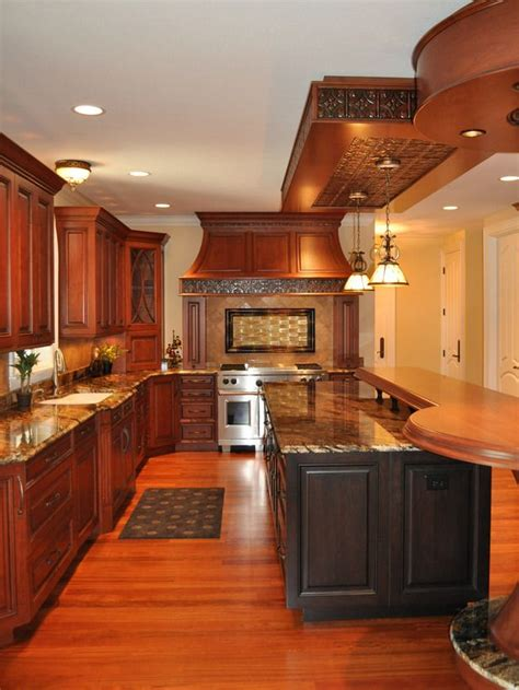 classic two toned kitchen buffet multiple finishes 17 best images about kitchen two toned on pinterest