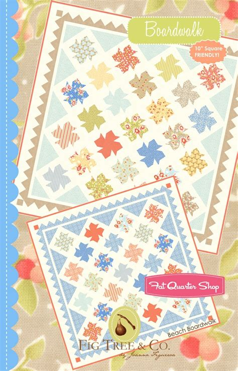 Fig Tree Quilt Patterns by Fig Tree Boardwalk Quilt Pattern 9 00 Quilts