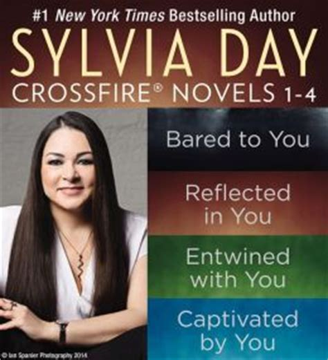 sylvia day crossfire series 4 volume boxed set bared to you reflected in you entwined with you captivated by you sylvia day crossfire novels 1 4 by sylvia day