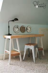 Diy Simple Desk 5 Simple Desk Designs You Can Put Together By Yourself